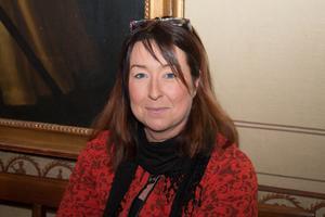Jennie Hesslöw, vd för Sala Silvergruva AB.