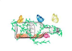 Illustration: Linda Ell Zachrisson.