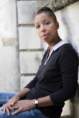 Marie NDiaye. Pressbild.