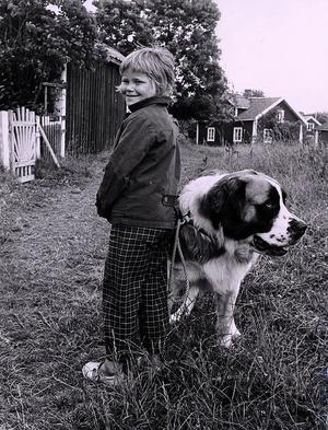 Tjorven och herr Båtsman. Foto: Jan Collsiöö