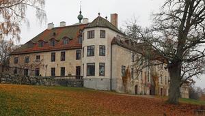 Ruvar Wirsbo herrgård på en spöklik hemlighet?