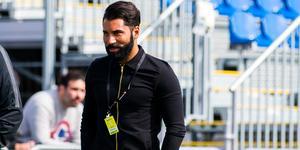 Stefan Batan var en elegant vänsterback som spelare – nu blir han sportchef för Assyriska FF, som han vill ta uppåt i seriesystemet. Bild: Kenta Jönsson/Bildbyrån.