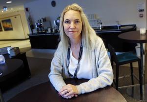 Eva Norlin, regionkoordinator vid Jämställdsmyndigheten.
