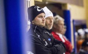 Fredrik Rexin tränade Broberg förra säsongen.
