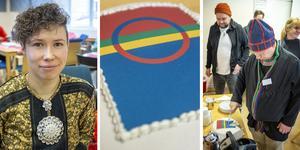 Samefolkets dag firades på Gaaltije i Östersund.