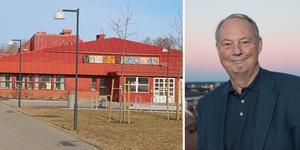 Vanstaskolan i Ösmo ska ersättas av en ny skolbyggnad. Kommunstyrelsens ordförande Harry Bouveng (M) tycker att Nynäshamns kommun ska samarbeta med ett större fastighetsbolag, kring projektet.