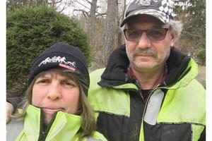 Claudia Dillmann var på plats med särbon Roger Skogsberg när olyckan skedde på Ticksta motorstadion. Hon tvekade aldrig att hjälpa de skadade, men vill gärna tona ner sin insats. – Jag vet inte om jag gjorde så mycket egentligen, men jag ville se om jag kunde hjälpa till, säger hon ödmjukt.
