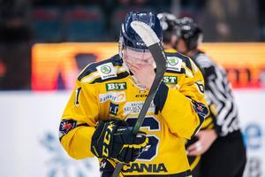 SSK fick se segersviten bruten i Uppsala. Foto: Bildbyrån
