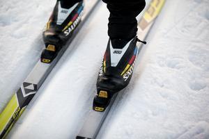 Sprintcupen på skidor. Bild: Jennie Johansson