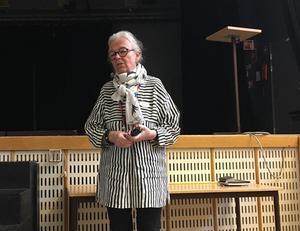 Kajsa Henriksson, tf rektor på Hälsinggårdsskolan.