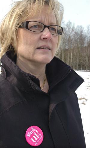 Karin Ånöstam (C) tar timeout från sina uppdrag i kommunstyrelsen, kommunfullmäktige, kultur- och internationella utskottet samt Bollnäs stadshus AB.