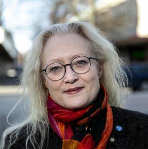 Agneta Nyvall: