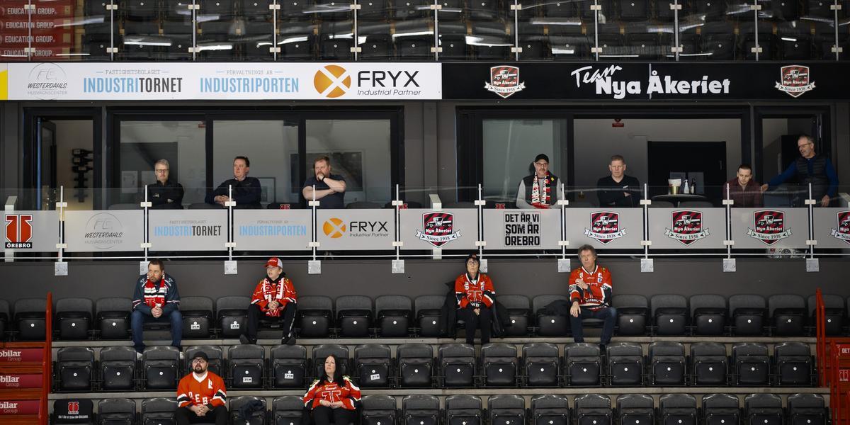 """Svensk ishockeys öppna brev till regeringen – kräver covidpass: """"Vill ha förändring"""""""