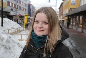Sanna Mattsson strävar efter att göra så många medvetna och hållbara val hon kan i vardagen.