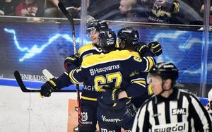 Lias Andersson radar upp bra prestationer just nu, vilket nog många HV-fansen tycker han gärna får fortsätta med.