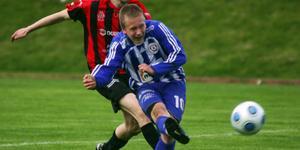 Christoffer Milde ska spela med Kramfors-Alliansen igen.