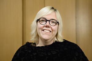 Malin Svanholm (S) valdes på torsdagskvällen av Kramfors arbetarekommuns medlemmar till Jan Sahléns efterträdare på posten som kommunstyrelsens ordförande.