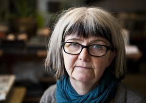 Anna Eilert har sin ateljé i Köping och är en av dem som ska medverka i utställningen. Arkivbild. Foto: Lennye Osbeck