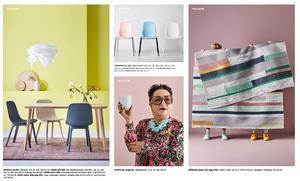 Bild ur Ikea-katalogen.Bild: Ikea