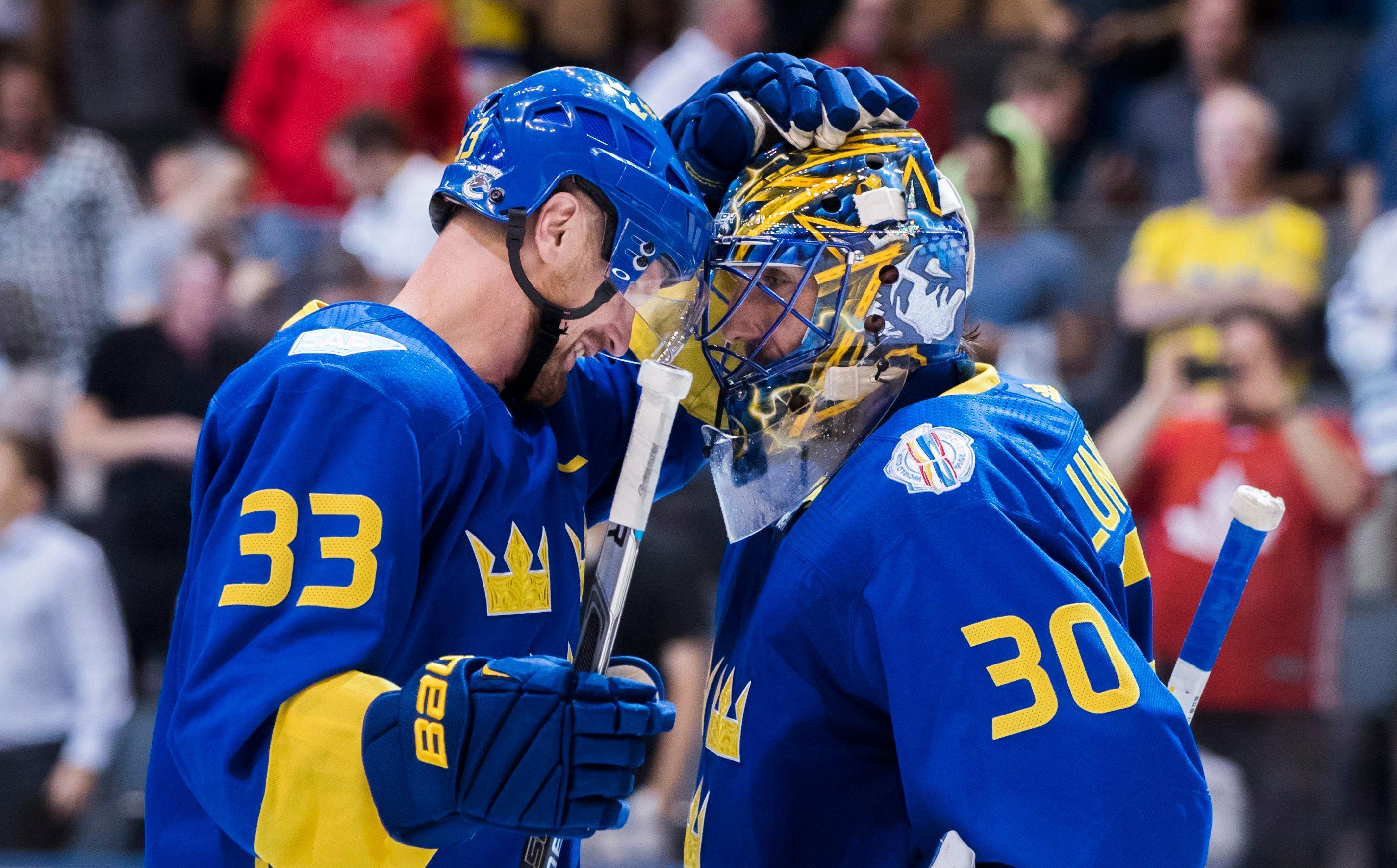 Lundqvist assisterar