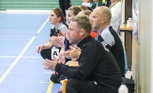 Anna Jakobsson fick se sitt Strand vinna med uddamålet hemma mot Uppsala.
