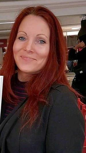 Chatrine Nordlund.
