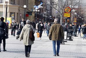 Varför har Sundsvall blivit så oattraktivt? Och varför just under tredje kvartalet, alla universitetsstädernas superperiod? undrar insändarskribenten. Foto: Eva-Lena Olsson/Arkiv