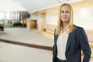 Katja Nyberg. Foto: Pressbild