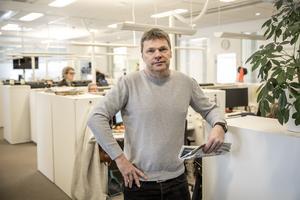 Krönikören Lars Eriksson är frilansjournalist och lokförare. Bor i Västansjö i Grangärdebygden. E-post: lars@jarnsta.com