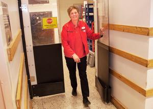 Som 36-åring var Pernilla Sundström redo att förverkliga en barndomsdröm – att äga en egen Ica-butik. För åtta år sedan fick hon och maken chansen  att köpa butiken i Järbo.