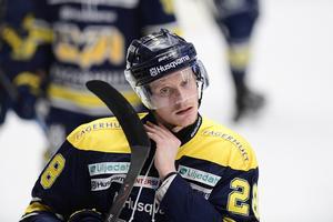 Anton Bengtsson sitter på ett utgående kontrakt och hans hockeyframtid är osäker.