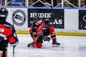 Markus Kinisjärvi var  den spelare som gjorde näst mest poäng i laget.