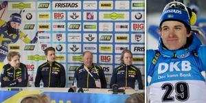 Martin Ponsiluoma tar plats i det svenska laget på onsdagens distanstävling.