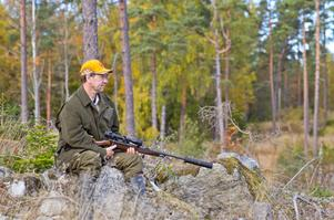 Lars Björk, jaktvårdskonsulent i Mälardalen. Enligt honom står ord mot ord mellan jägare och aktivister. Foto: Arkiv