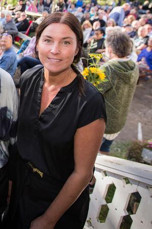Linda Ahlsén.