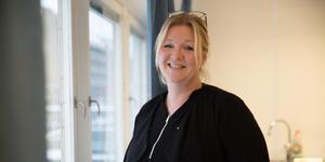 Lena Schulte, numera också chef för Nyföretagarcentrum.