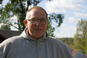 Benny Larsson, Kyrko- och kyrkogårdsvaktmästare och fastighetsansvarig på By-Folkärna pastorat.