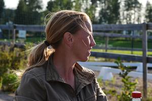 Karin Persson har varit i USA i 6,5 år. Hur länge hon blir kvar där vet hon inte än.