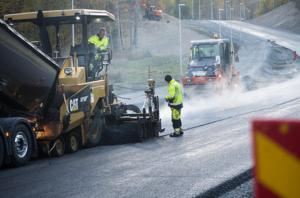 Skanska överklagade anbud när det gällde asfaltsläggning, men kommunerna i Skaraborg vann.