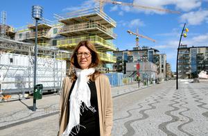 Bodil Hansson har mycket att göra inför valet.  Hon sitter med i Socialdemokraternas verkställande utskott, är ordförande i länet och tvåa listan till kommunstyrelsen i Sundsvall.
