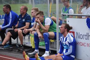 Det lär inte dröja länge innan Petter Thelin spelar division 2-fotboll igen.
