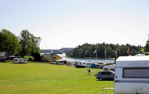 """Det klassiska äventyret spelas genom det sörmländska landskapet och Farstanäs campingen är en av hållplatserna för  """"Odysseus på språng""""."""