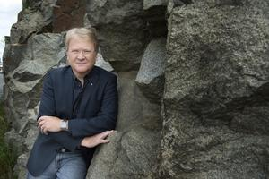 Journalisten och KD-politikern Lars Adaktusson. Foto: Jessica Gow / TT