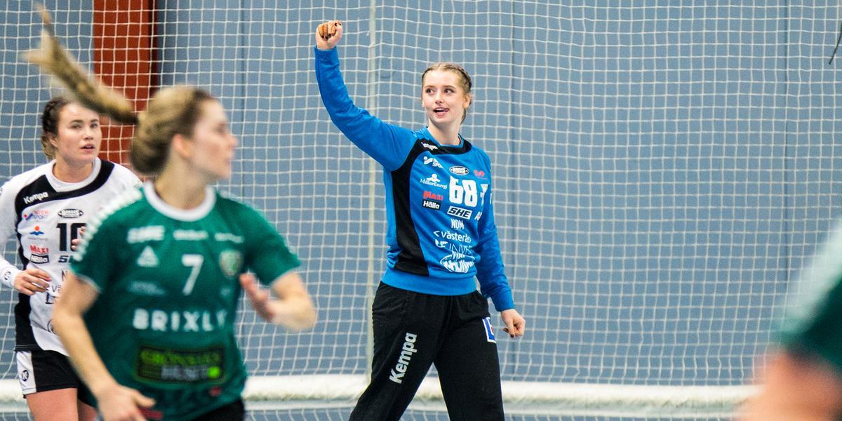 VI-målvakten med när U20-landslaget samlas på Bosön