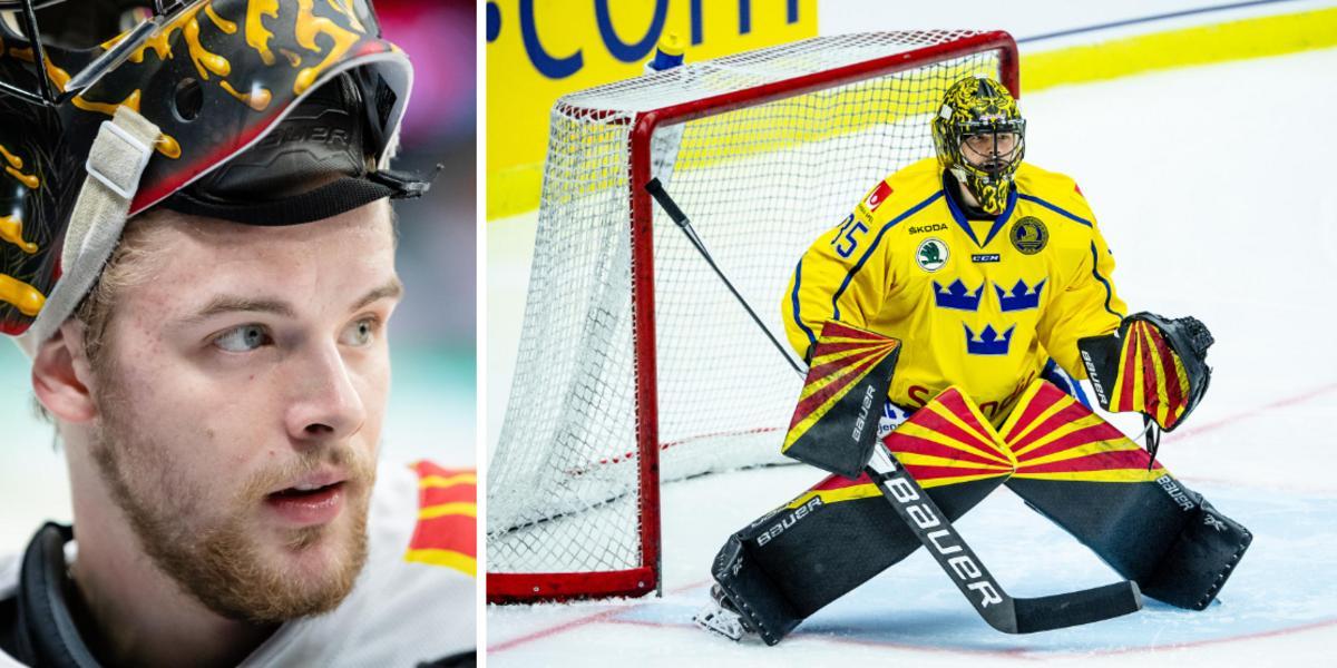 Ersson kvar i Tre Kronor inför VM – och då kan Brynäsmålvaktens framtid avgöras