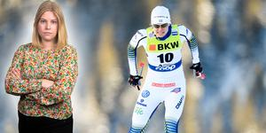 Ida Ingemarsdotter blev bästa svenska idag, men det var ingen glänsande placering. Sportens Camilla Westin listar fem heta punkter från söndagens 10 km fritt i Toblach.