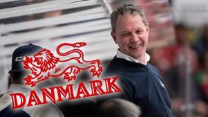 Jens Nielsen klar som assisterande förbundskapten i Danmark. Foto: Daniel Eriksson/Bildbyrån