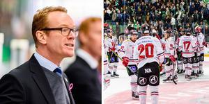 Niklas Eriksson var nöjd med lagets insats efter segern i Ängelholm. Foto: Niclas Jönsson/BILDBYRÅN