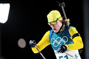 Sebastian Samuelsson var återigen med i toppen i OS. Foto: Carl Sandin (Bildbyrån).