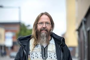 Mattias Ekhem, 49 år, informationsarkitekt, Hemmanet: